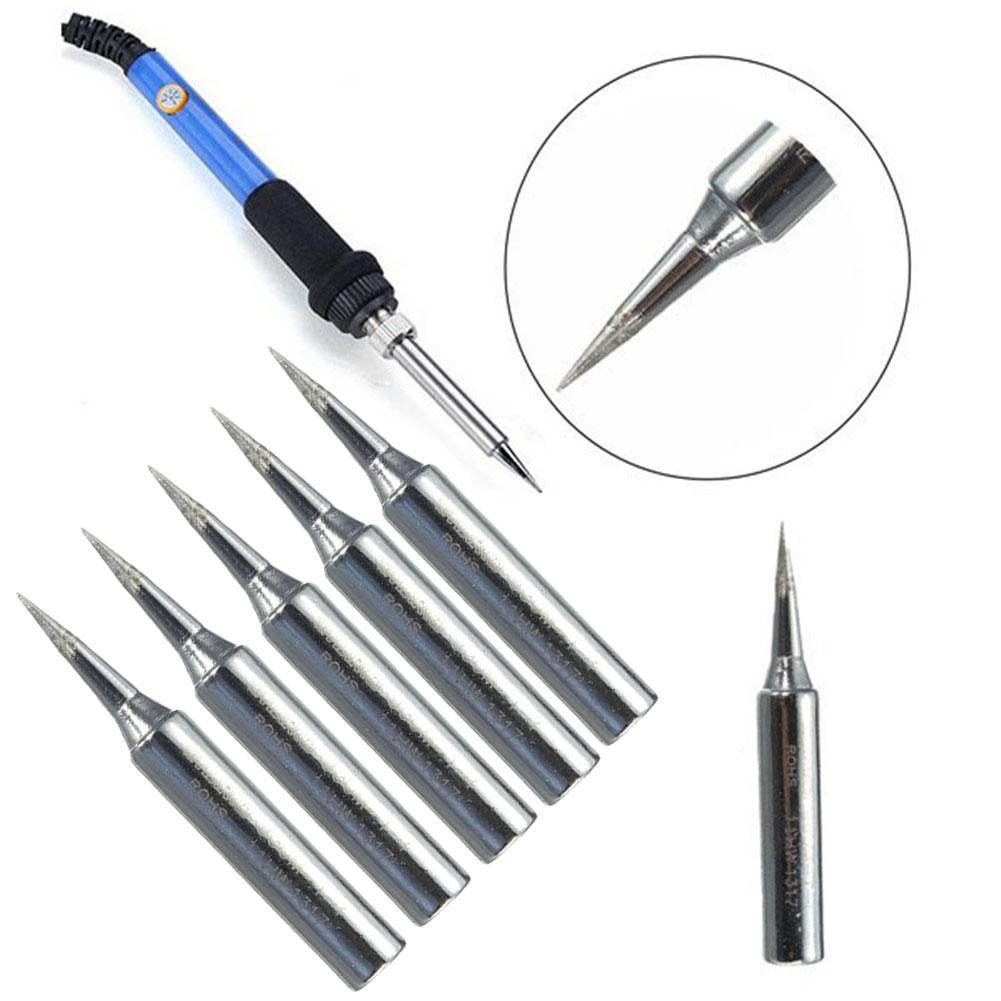 5PCS/Set 900m-T-I Welding Tool Lead-Free Soldering Iron Head Bit For Welding J3