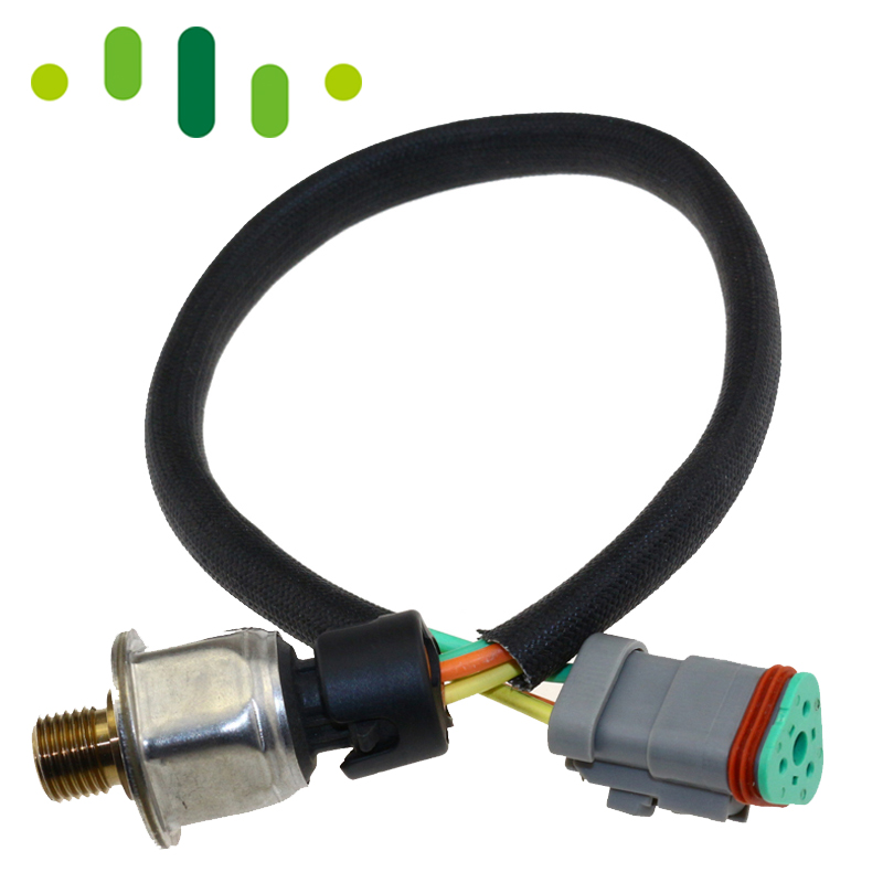US 16 OFF Sale Original OEM Heavy Duty Pressure Sensor 224 4536 194 6726 3PP6 1 For Caterpillar CAT C7 3126 C15 MXS BXS NXS In Pressure Sensor