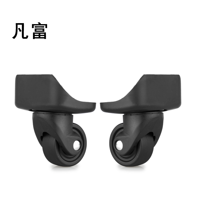 Suitcase Wheels 1 Pair Swivel Universal Wheels Suitcase Wheels For Any Bag Luggage Accessories Trolley Wheels Replacement Caster