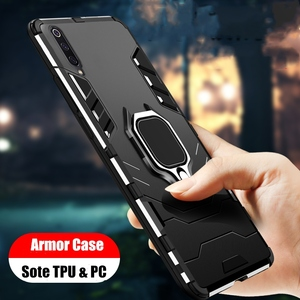Shockproof Armor Case For Samsung Galaxy A51 A71 A50 A30 A10 S Ring case For Samsung S20 S10 lite Note 10 plus A70 A01 A7 cover