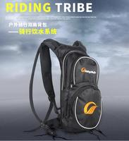 Free shipping Riding Tribe motorcycle backpack outdoor ride rider bag of men and women multifunctional bag with water bag