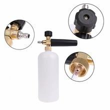 Car Wash Foam Gun High Pressure Washer Foamer Generator Water Sprayer Gun Car Styling Cleaning Foam Lance Jet For Karcher