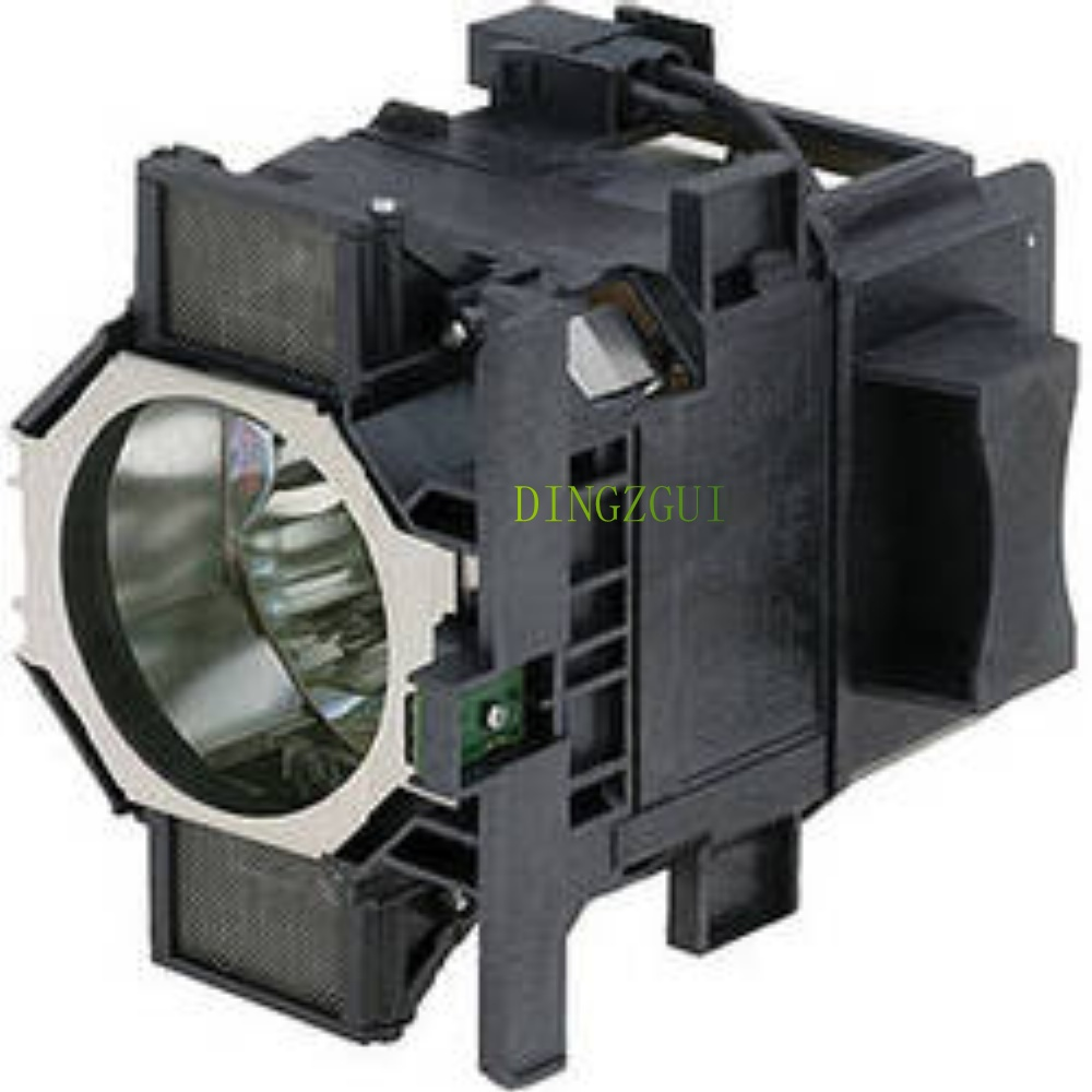 Replacement Projector Original Lamp ELPLP75 For Epson PowerLite 1940W, 1945W, 1950, 1955, 1960, and 1965  Projectors (245W) replacement original projector elplp88 lamp for epson powerlite s27 x27 w29 97h 98h 99wh 955wh and 965h projectors