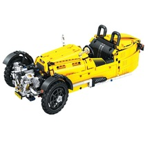 Technic Collector Top Convertible classic Car Creator Model Building Blocks Sets Bricks Kids Educational Toys for Children Gift classic tractor motorcycle legoingly technic creator model building blocks bricks technician toys for children christmas gift