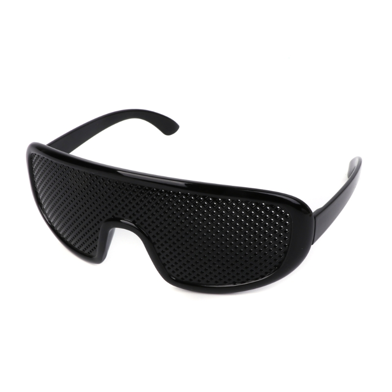 Eyeglasses Eye-Exercise Black Eyesight Hot Unisex Pin Vision-Care Healing Improve Plastic