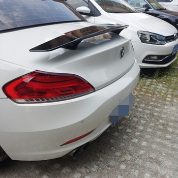 For BMW Z4 E89 Coupe Car Decoration 18i 20i 23i 28i 30i 35i ABS Plastic Paint Painting Color Rear Trunk Spoiler 2009-2016 image