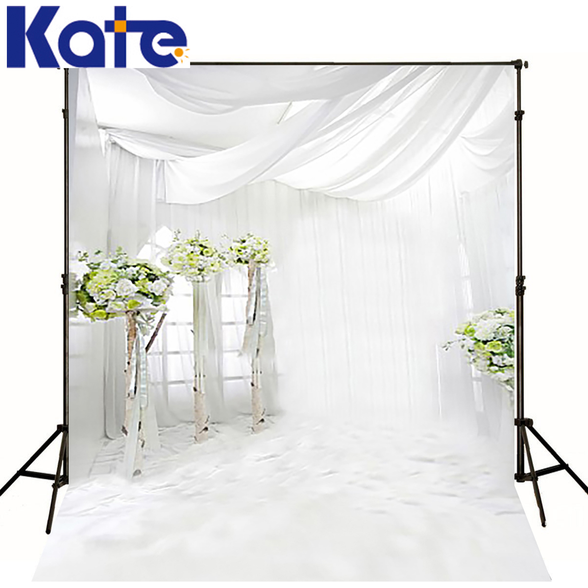 wedding backdrops green flowers photo shoot white wall photography floor backgrounds for party studio sky background picture 200 300cm backgrounds for photo studio photography backdrops white green the open air terrace flowers tree for wedding