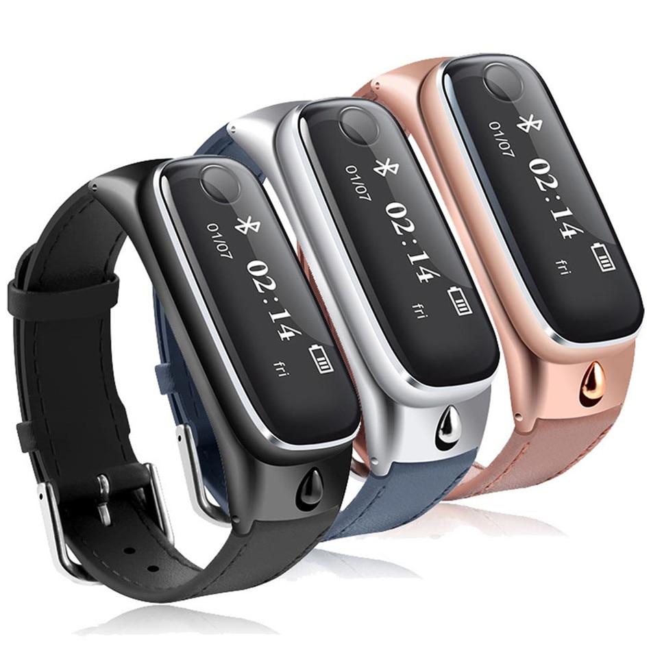 Fashion M6Smart Bracelet Sports Smartband Wristband Sleep Monitor Call Reminder Bluetooth Headsets Earphone