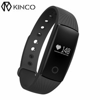 0 49 Inch OLED Sleep Heart Rate Monitor Call Message Alert Sports Statistics Mileage Pedometer Smart