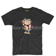 Fat Funny Thor Avenger Mens & Womens Games Tee T Shirt Newest Tee