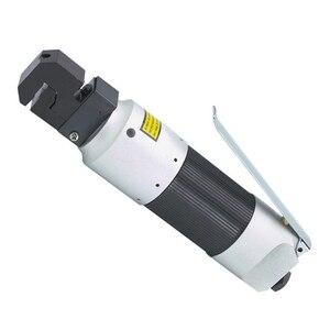 Image 1 - 1 adet hava ile çalışan pnömatik Punch aracı çinko alaşım pnömatik Punch aracı kenar ayarlayıcı Panel flanş 5Mm yumruk araba