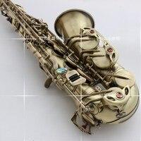 High Quality Saxophone Alto Sax Selmer 803 Alto Saxophone Musical Instruments Professional E Flat Sax Accessories