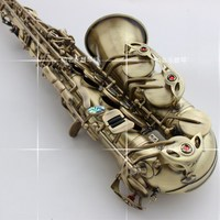 High Quality Saxophone Alto Sax Selmer 802 Alto Saxophone Musical Instruments Professional E Flat Sax Accessories