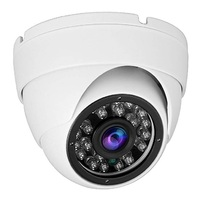 1080P HD Analog camera CCTV Cam 4 in 1 (TVI/AHD/CVI/CVBS) Security Dome Camera 3.6mm Lens Surveillance webcam