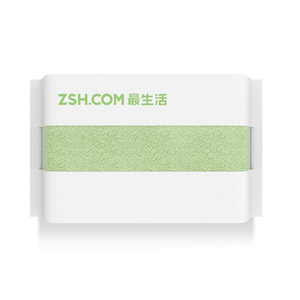 Image 3 - Original Youpin ZSH Polyegiene Antibacterical Towel Young Series 100% Cotton 5 Colors Highly Absorbent Bath Face Hand Towel D5