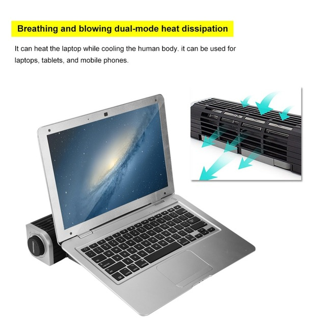 OImaster Notebook Cooler Portble Laptop Cooling Base Multipurpose