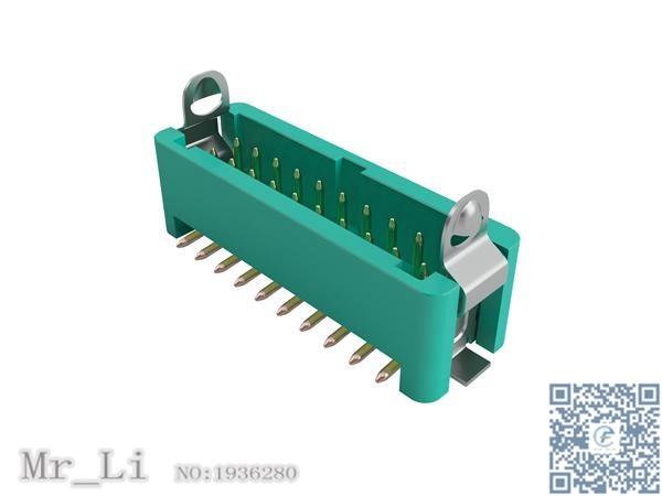 Mr_li Easy To Repair G125-ms11205l0p 1.25mm M Vert Smt 2x6 Pos