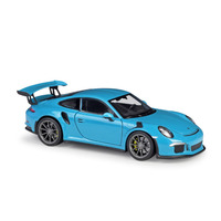 19.5cm DieCast 1:24 Scale Simulator Model Car Alloy 2016 911 GT3 RS Sports Car Model Metal Toy Racing Car For kids