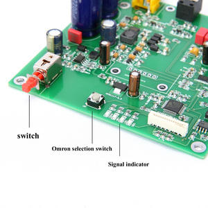 Image 2 - Lusya ES9038 Q2M I2S DSD Decoder Coaxial Fiber input DAC decoding board For hifi amplifier audio F7 003