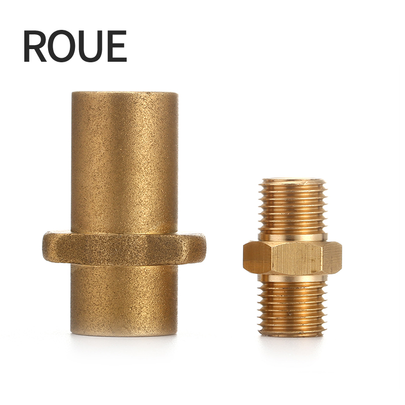 ROUE Gs High Quality Pressure Washer Adapter For Nozzle Foam Generator Gun Soap Foamer For Karcher