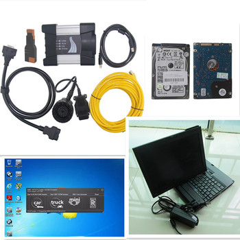 2020.3 For BMW ICOM Next With Toughbook x200t ISPI NEXT (ISTA-D ISTA-P in ISPI System)