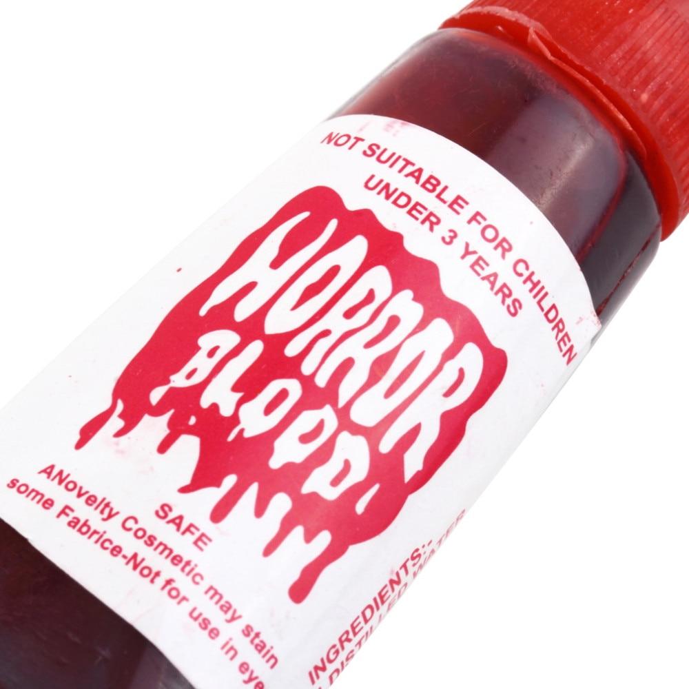 Aliexpress.com : Buy Toys Fake Blood Gel Tube Horror fancy dress ...