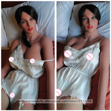WMDOLL 167cm realistic silicone sex dolls big butt lifelike adult love doll Full Size TPE Real mannequins Toys