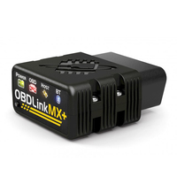 OBDLink MX+ OBD2 Scanner Diagnostic Scan Tool for iPhone, iPad, Android, Kindle Fire or Windows Device