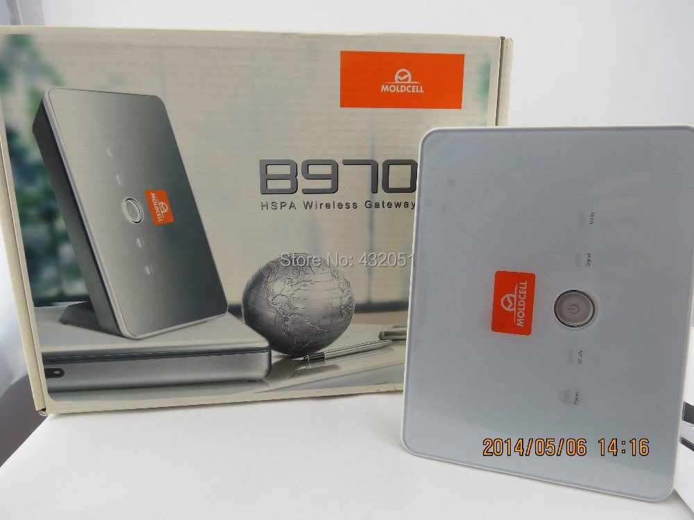 Free shipping Huawei B970 Original 3G wireless router unlocked
