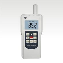 Mini cyfrowy miernik poziomu dźwięku AS-156B dokładność + -1dB Tester decybeli dB miernik do testowania hałasu dźwięku tanie tanio cnlandtek 0 1dB + - 1dB 10 m V d B A  C  F (Flat) Fast ( 125ms ) Slow ( 1 second )
