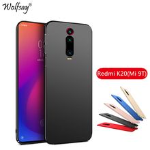 Case For Xiaomi Mi 9T 6.39 Ultra Thin Classic Smooth Matte PC Phone Cover