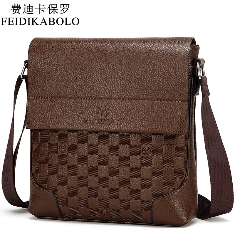 2016 Spring&Summer Fashionable Casual Leather Man Bag Man