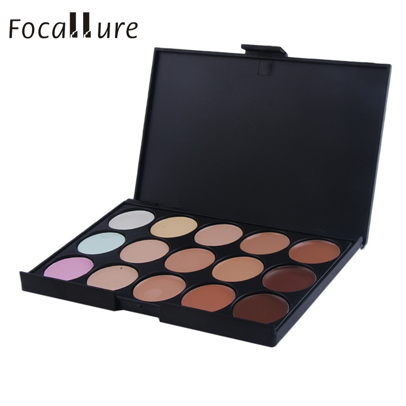 2017 Hot Pro 15 Color Neutral Warm Eyeshadow Palette Shimmer Luminous Matte Eye Shadow Makeup Cosmetics Mar19
