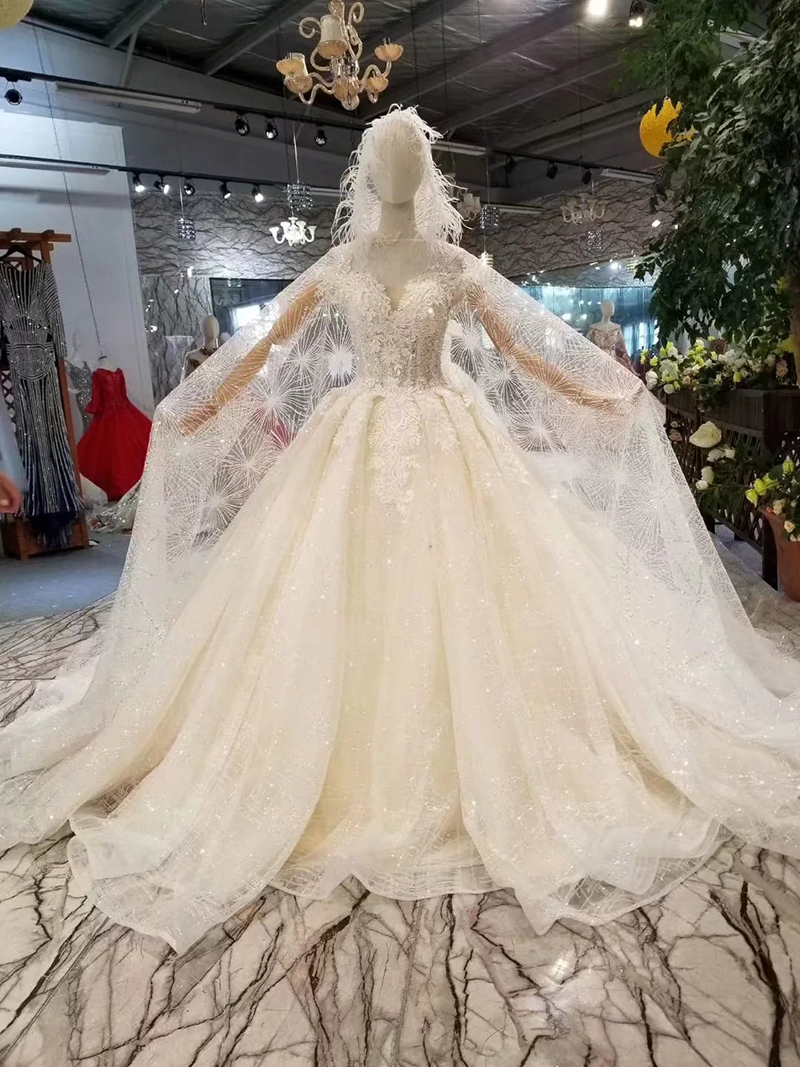Ls74232 Vestido De Noiva Ivory And Chagne Off Shoulder Sweetheart Ball Gown Lace Up Wedding Dresses From China Real Photosusd 6156971815piece: Off The Shoulder Wedding Dresses Style At Reisefeber.org