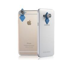 Universal Cell Phone Mini Magnifier 200X Pocket Mobile Phone Digital Microscope