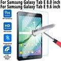 Закаленное стекло для Samsung Galaxy Tab E 8 0  T375  T377  T377R  T377P  T377W  T378  Защитная пленка для Galaxy Tab E 9 6  T560  T561  T562