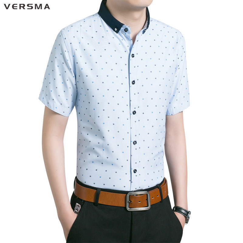 Mens Polka Dot Shirt Black and White Promotion-Shop for ...