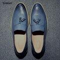 Yomior Мужская обувь с заостренным носком  свадебные туфли  знаменитая обувь с кисточками  мужская формальная обувь  модные Оксфордские туфли  ...