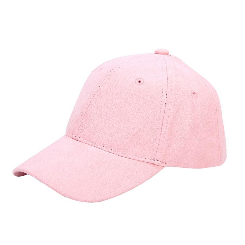 e2acea2366a ... wholesale dealer 76233 d6851 ᐅSolid Pink Womens Winter Hats Hair Adjustable  Cap Female So ...