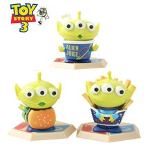 Disney 3 unids set Toy Story 3 Buzz Lightyear Woody Jessie Q Versión 5 cm  PVC figuras de acción muñecas juguetes para niños mode. 379c9927989