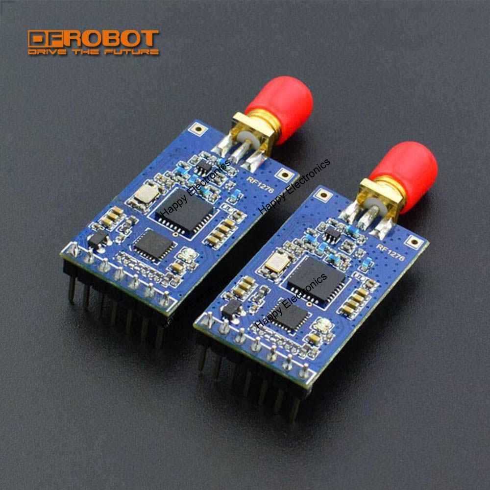 Detail Feedback Questions about DFRobot LoRa MESH MANET Radio RF