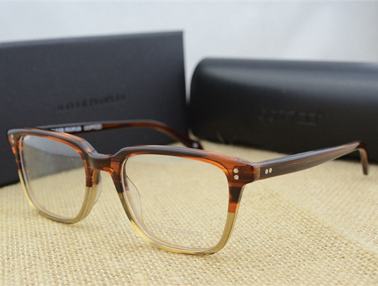 9b3cd6d667 Famous Brand Oliver Peoples NDG 1 P Square Vintage Myopia Glasses Frame Men  and Women Retro Eyeglasses Frames Eye glasses-in Eyewear Frames from  Apparel ...