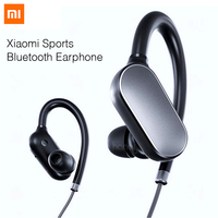 PreSell Original Xiaomi Sport Bluetooth Earphone Stereo Headphones Waterproof Wireless Bluetooth 4 1 Headset For Mobile