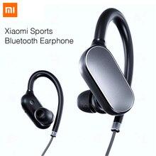 В наличии оригинальный Xiaomi Спорт Bluetooth наушники стерео наушники Водонепроницаемый Беспроводной Bluetooth 4.1 Гарнитура для мобильного телефона