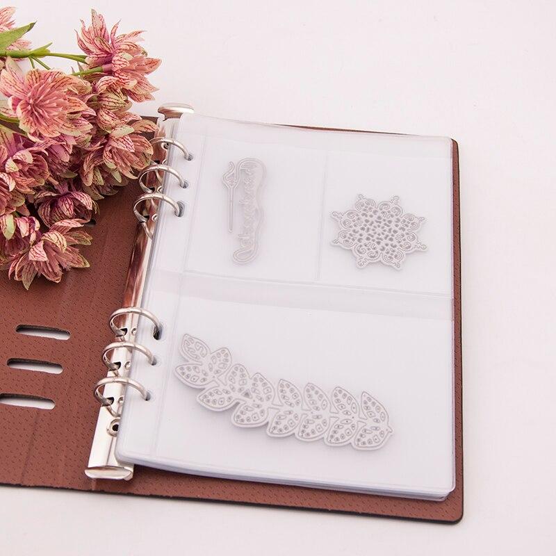 10 Sheets DIY Scrapbooking Schneiden Stirbt Schablone Lagerung Buch ...