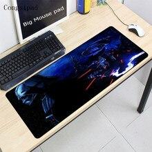 Congsipad Big Promotions 900*400mm Star War Large Pad Laptop Mouse Notb