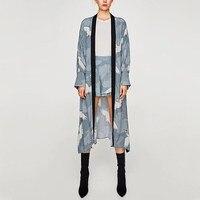 Japan Style Print Vintage Harajuku Style Blouse Shirts Japanese Kimono Tops Shirts