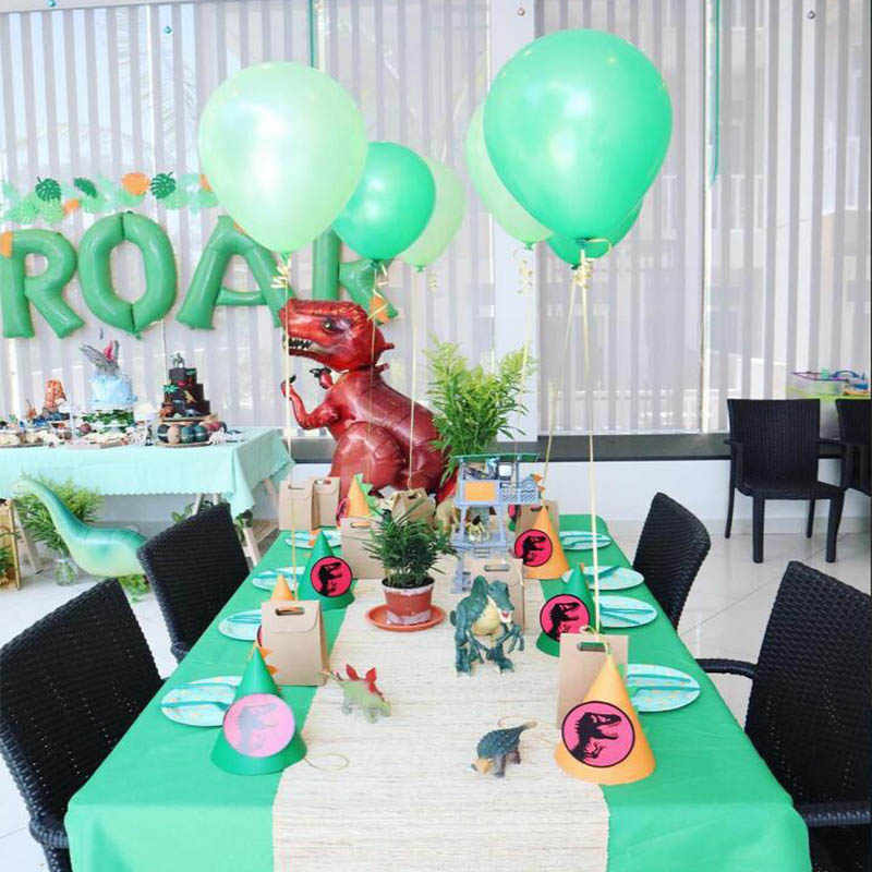 Detail Feedback Questions About Birthday Party Dinosaur Balloon