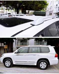 Image 5 - luggage rack roof rail roof bar roof rack for Toyota Land Cruiser 200 V8 LC 200 LC200 FJ 2008 2018,HOLITOP 5years SUV experience