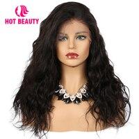 Горячие Красота волос парики шнурка 150 Плотность парик Синтетические волосы на кружеве парики с ребенком волос предварительно сорвал естес